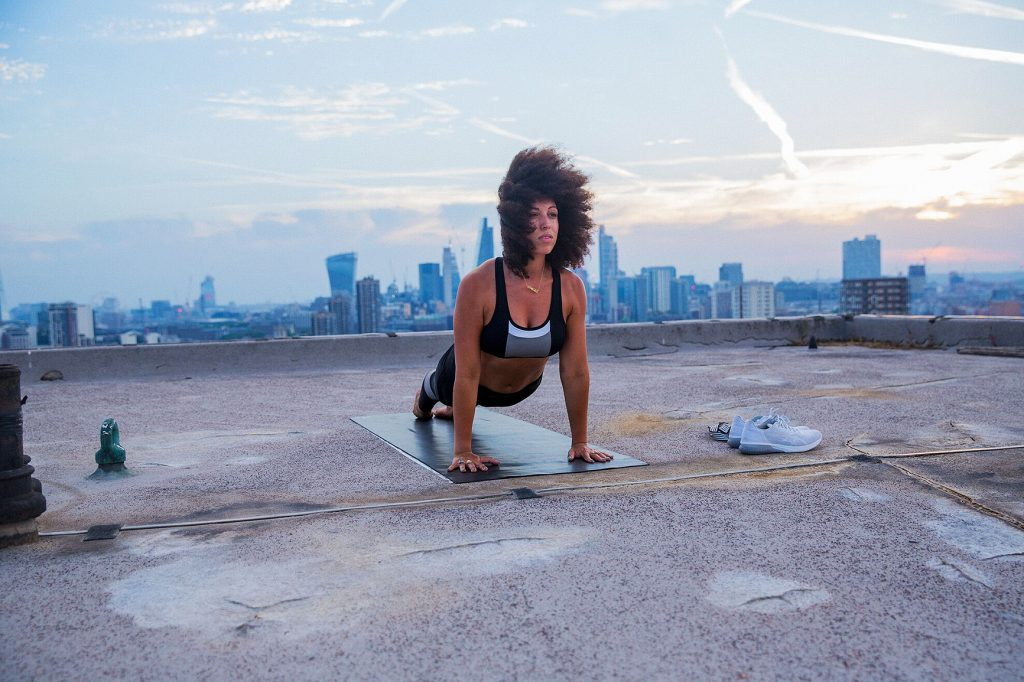 Fly Girl Collective, Sanchia Legister - women in fitness