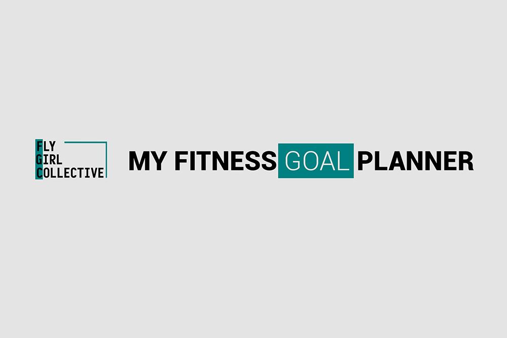 Free fitness goal planner
