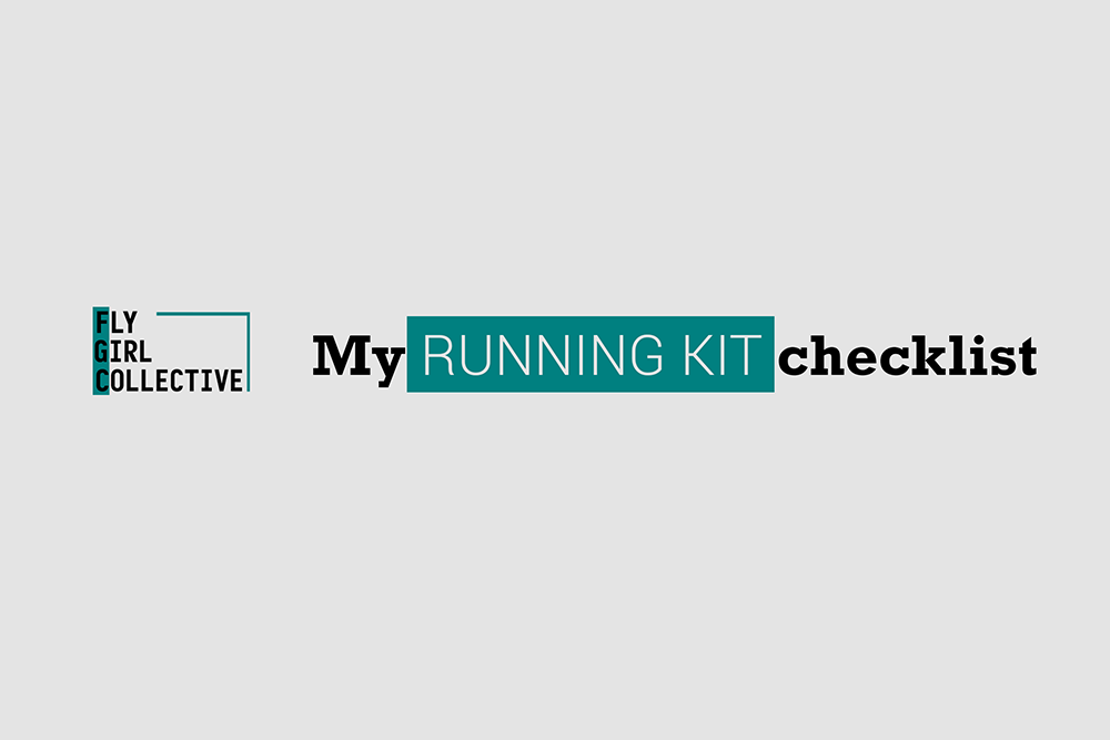 running kit checklist