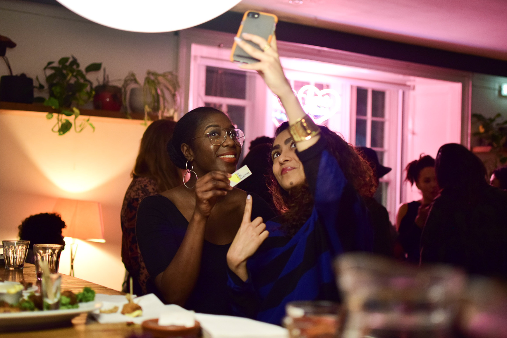 Fly Girl Collective launch party - women in fitness and fitness motivation