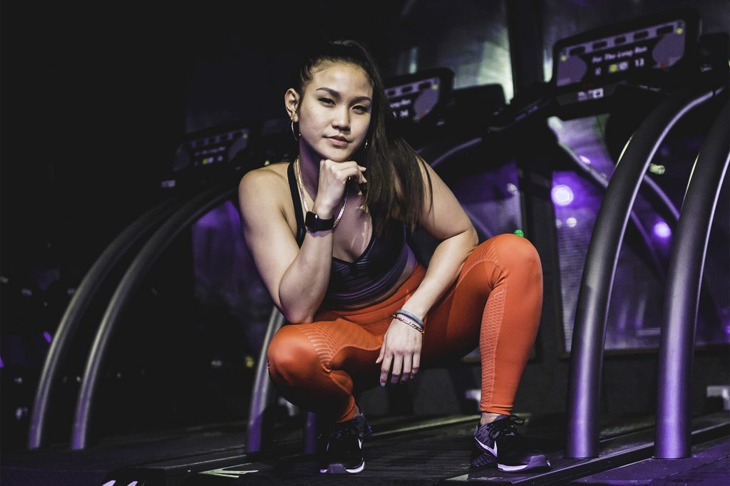 Kim Ngo - women in fitness and fitness motivation