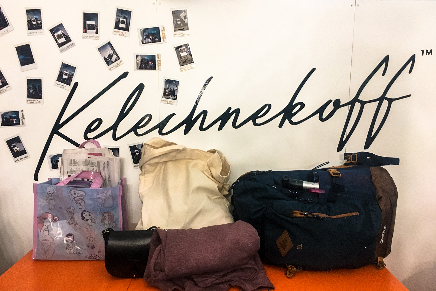 Fly Girl Collective – Kelechnekoff Studios