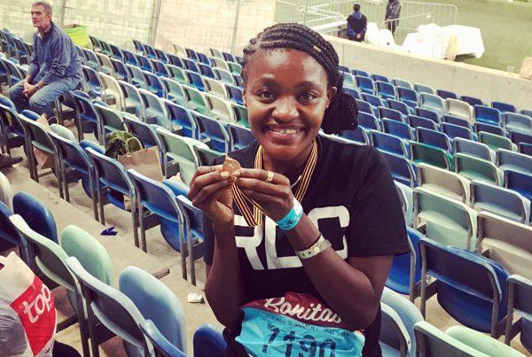 Lebo Diseko – women in fitness
