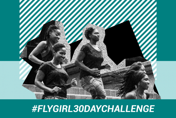 Fly Girl 30 Day Challenge January 2019
