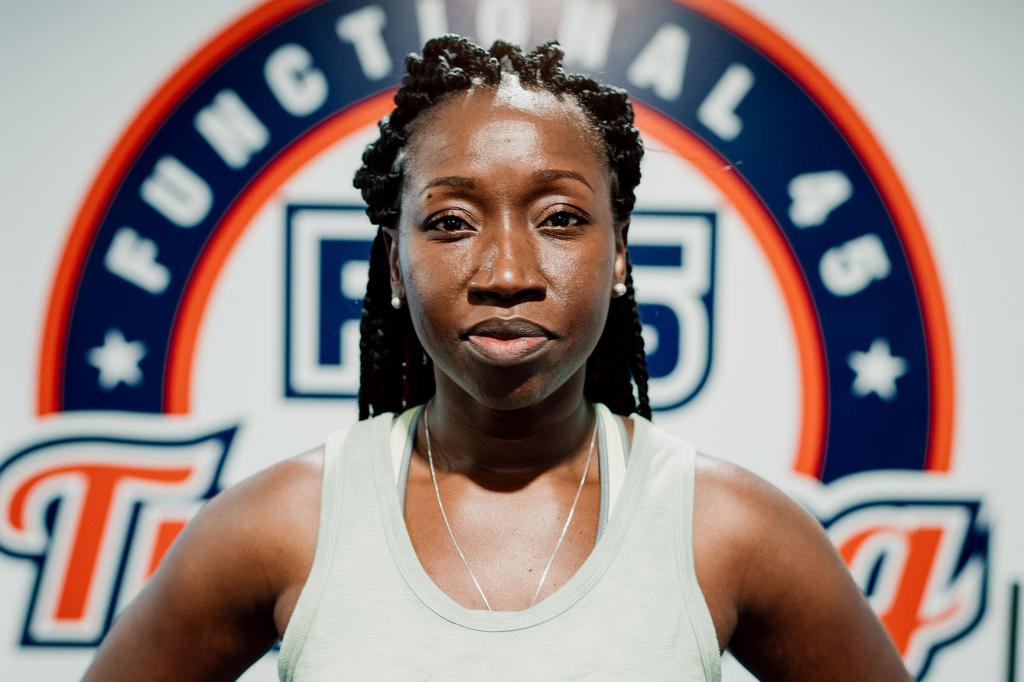 women in fitness Yemi Penn