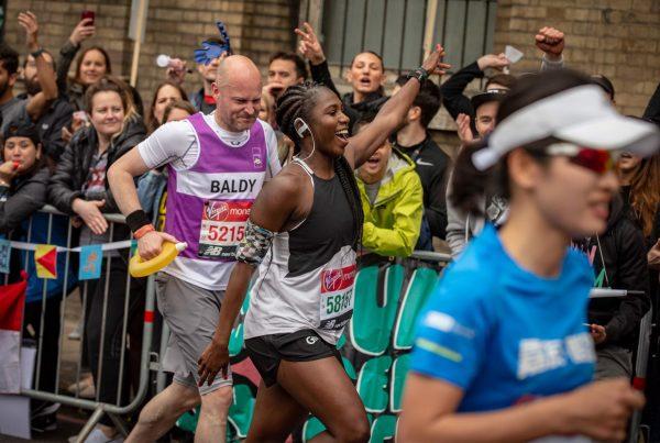 Matilda Egere-Cooper London Marathon 2019